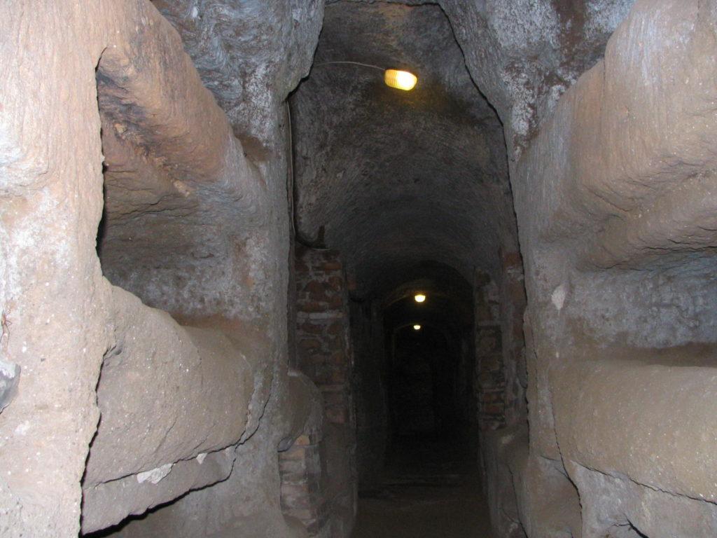 圣加理多地窟Catacombe di San Callisto