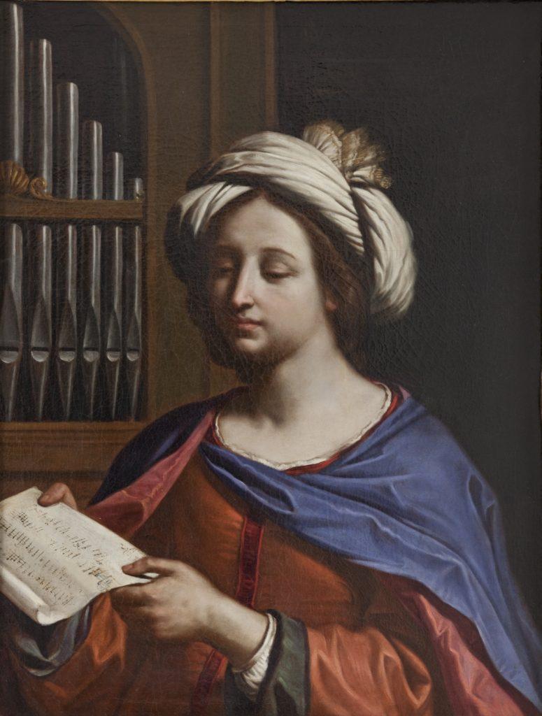 Guercino_-_Santa_Cecilia