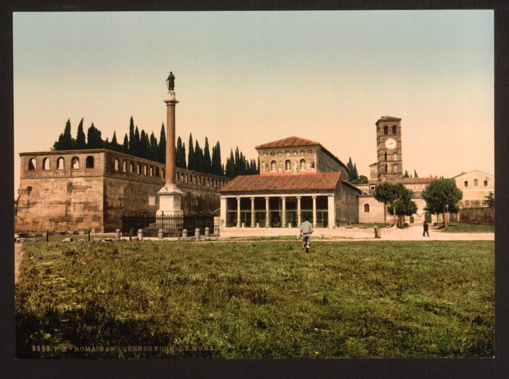 圣老楞佐教堂 1890 - 1900年