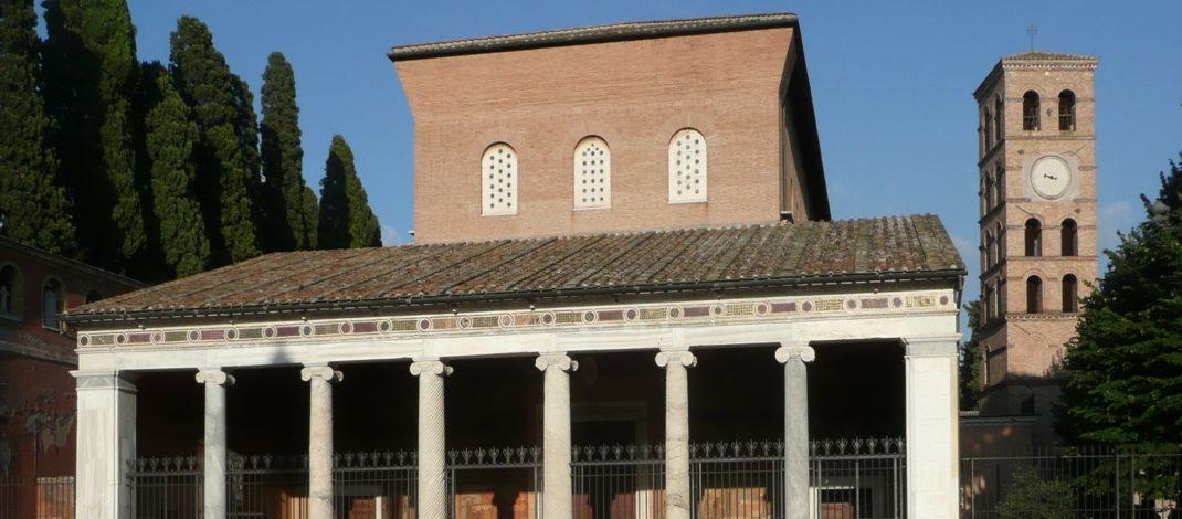 罗马城外圣老楞佐大殿