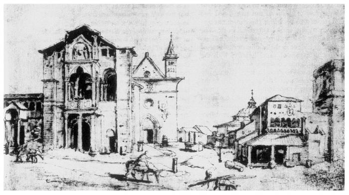 波尼法爵八世的敞廊