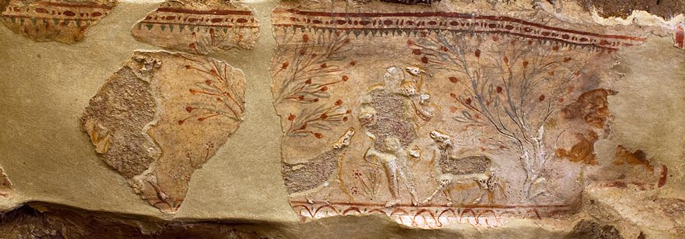 Catacombe di Priscilla (4)