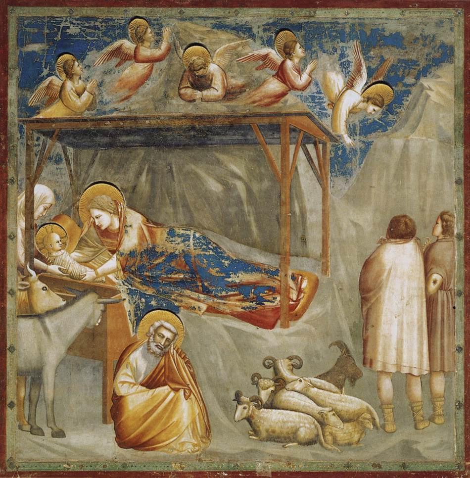 Giotto_di_Bondone_-_No._17_Scenes_from_the_Life_of_Christ_-_1._Nativity_-_Birth_of_Jesus_-_WGA09193