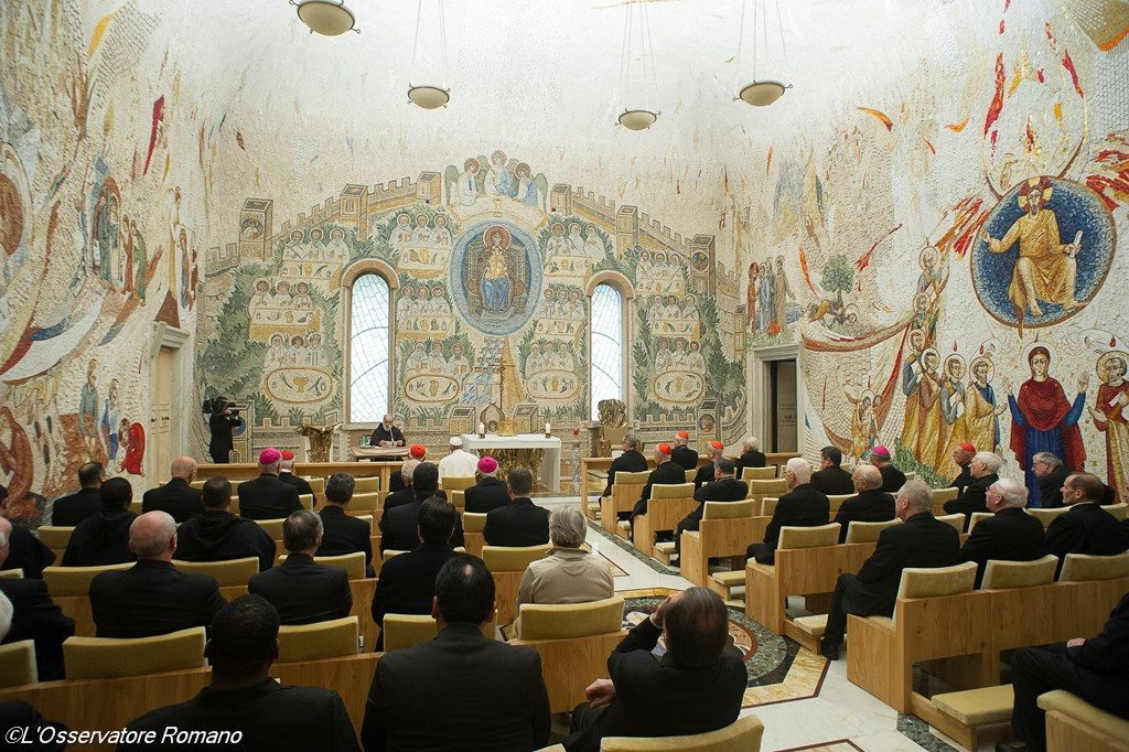 梵蒂冈救赎之母小堂