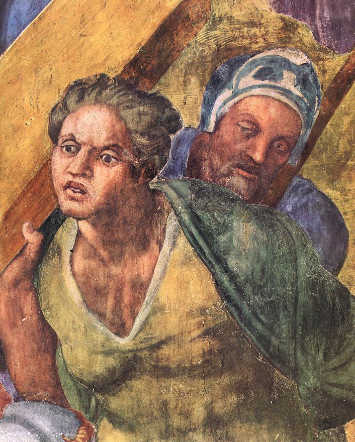 Michelangelo,_paolina,_martirio_di_san_pietro_04