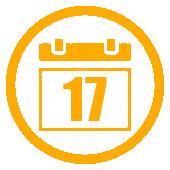 seventeenth-date-icon