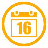 sixteenth-date-icon
