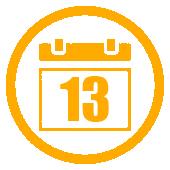 thirteenth-date-icon