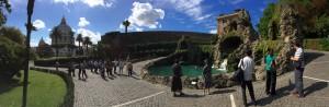 梵蒂冈花园