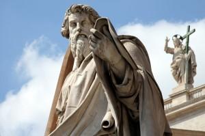 伯多禄雕像
